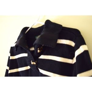 Ralph Lauren clip sweater